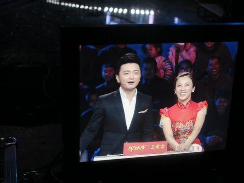 日前,星光大道选手郭涛参与了由尼格买提主持的全新《开门大吉》节目