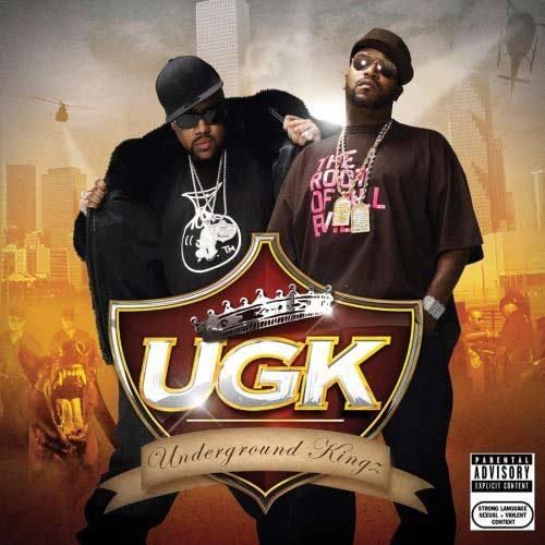 专辑:UGK--《UndergroundKingz》