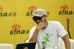 张震岳聊天实录五年精心准备新歌风格大变(图)