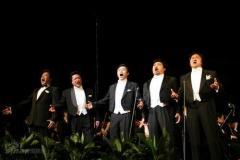 """组图:群星纪念帕瓦罗蒂追忆高歌""""我的太阳"""""""