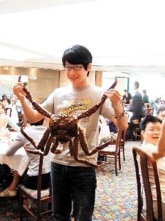 组图:五月天多伦多开唱享尽梦幻美景螃蟹大餐
