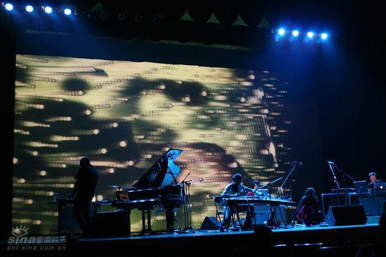 图文:北欧音乐节开幕式--用心感受