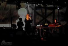 组图:北欧音乐节第二晚冰岛挪威音乐展现魅力