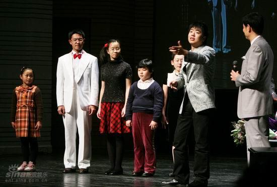 图文:国际音乐节郎朗公开课--郎朗心潮澎湃