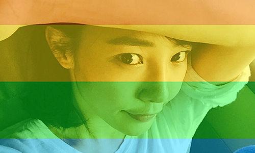 我们的明星为何不刷彩虹旗?