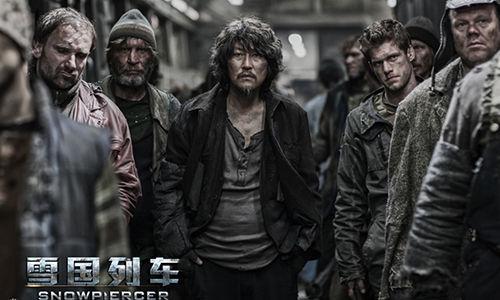 《雪国列车》宋康昊:韩国票房王