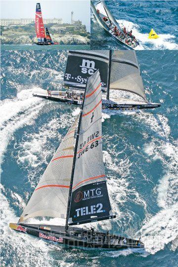帆船赛——男人征服大海的仪式