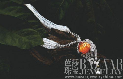 天然野性美动物珠宝
