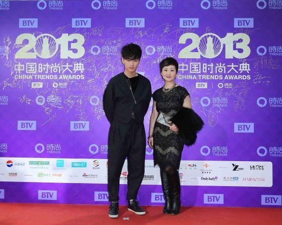 陈晓、时尚集团市场部总经理兼中国时尚大典项目总监徐聪