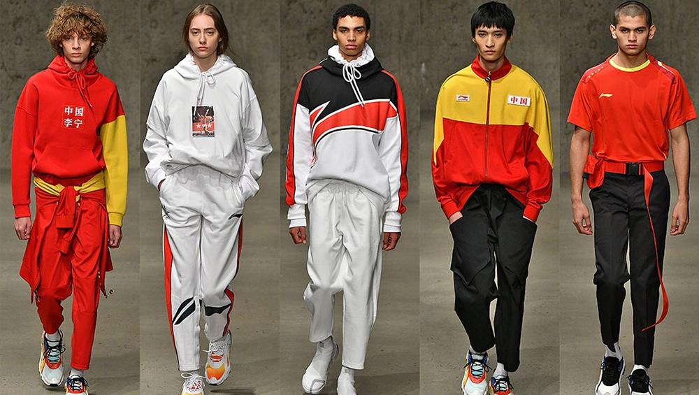 """李宁""""悟道""""纽约时装周 中国式时尚运动风居然可以这么炫酷"""