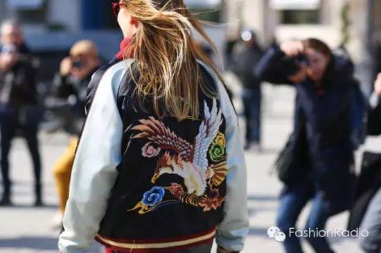 横须贺刺绣外套才是新的街头决战服!