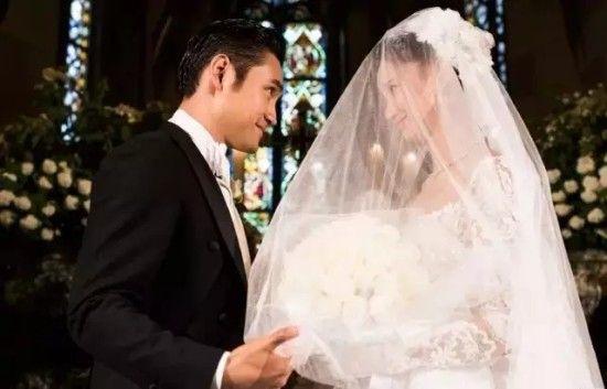 这年头男明星对于婚礼的浪漫心思也太多了吧!
