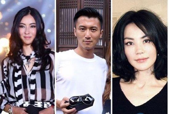 谢霆锋最爱王菲还是张柏芝?