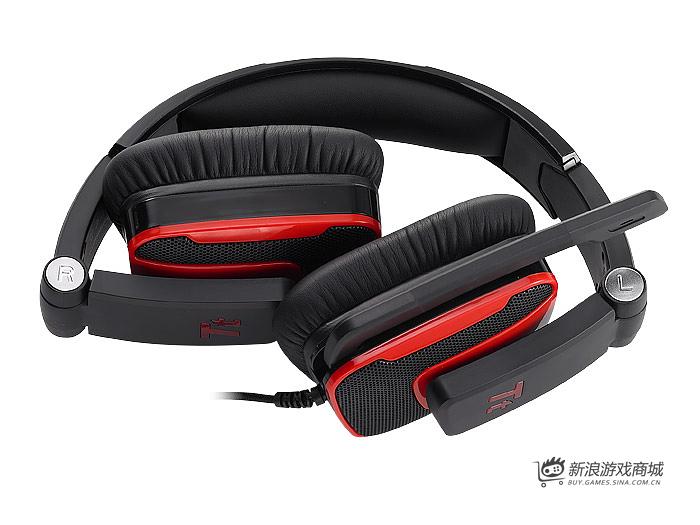 曜越Ttesports 震撼者一号 HT-SHO001EC 电竞耳机