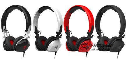 美加狮 F.R.E.Q.M 系列游戏耳机