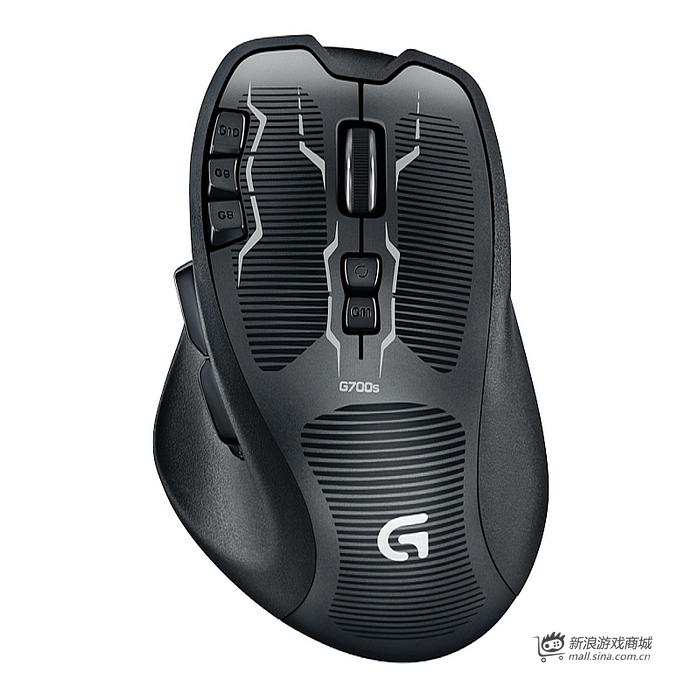 罗技无线游戏鼠标G700S