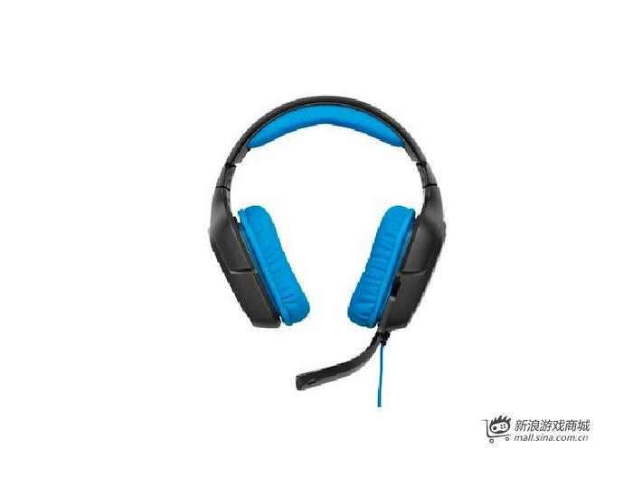 罗技G430环绕声游戏耳机麦克风
