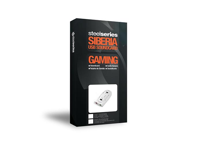 西伯利亚USB声卡