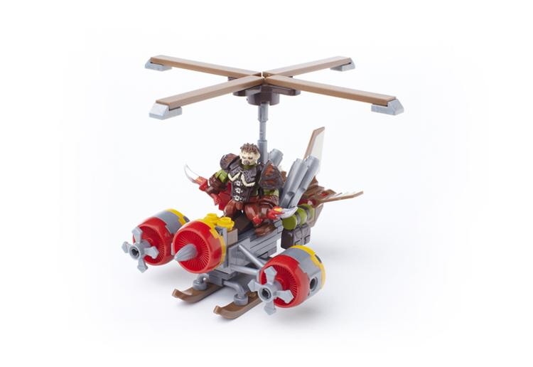 涡轮加速飞行器