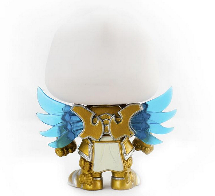 魔兽公仔 大天使