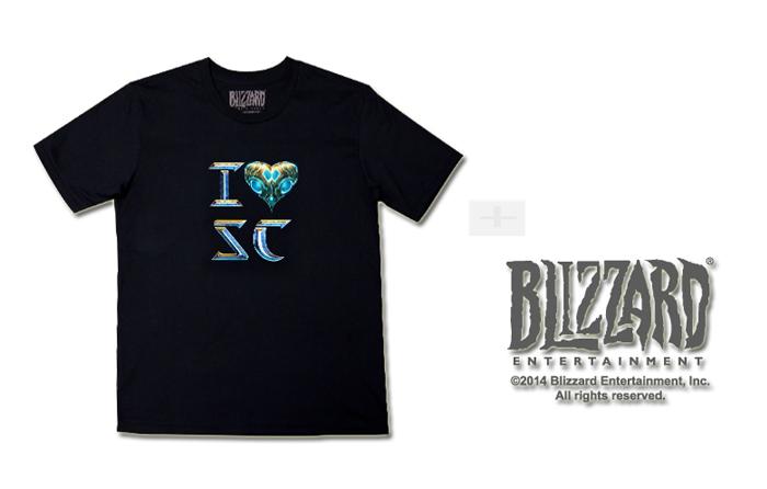星际争霸神族t恤