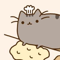Baker Cat!