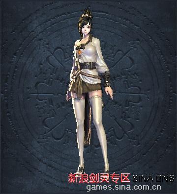 剑灵人族女性捏脸数据分享