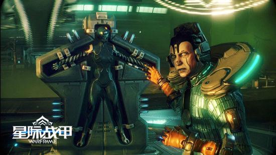 星际战甲全新阵营专题上线