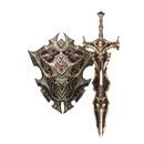 人类丨堡垒剑