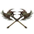 双斧丨野蛮双斧