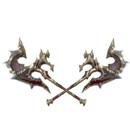 精灵丨精灵族双斧