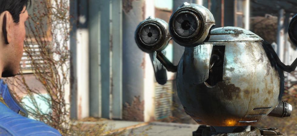 《辐射4》高清游戏画面