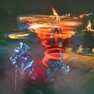暗黑血统手游宣传视频 顶级画面强势出击