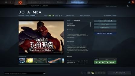 网友实测DOTA2重生BETA imba海战玩起来