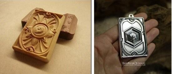 炉石强迫症患者的新玩具卡背大收藏