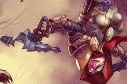 《暗黑3》玩家画廊:遗忘之城的猎魔人