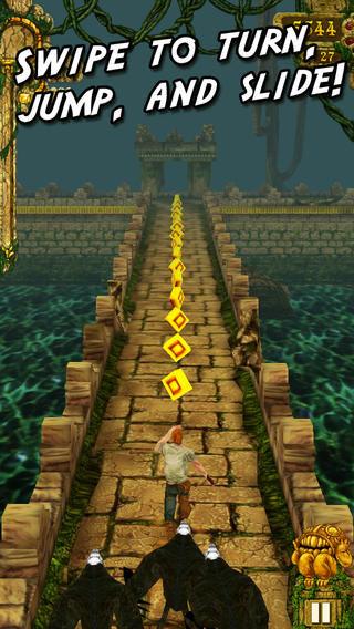 神庙逃亡(Temple Run)