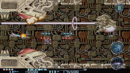 异形战机2(R-TYPE II)