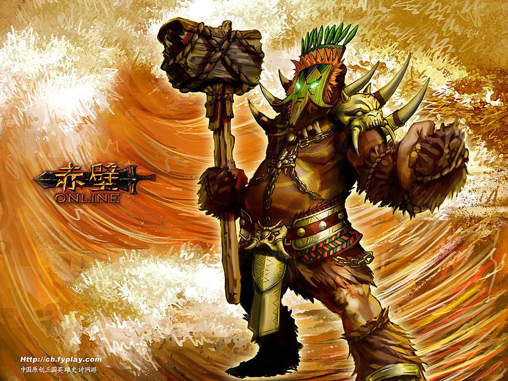 《三国传奇》精美壁纸(4)