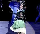 东方仙侠cosplay表演