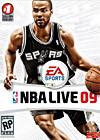 NBA实况09