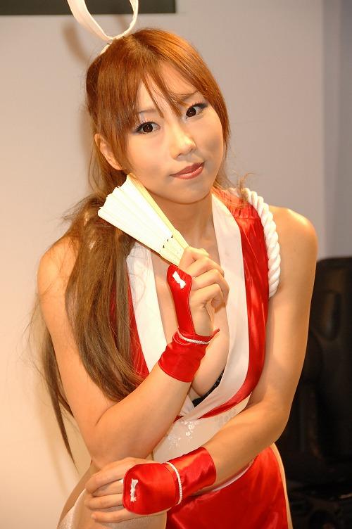 东京电玩展2007首日美女专辑12