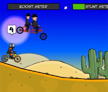 疯狂单车赛