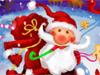 果冰村庄的圣诞节