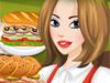三明治美食店