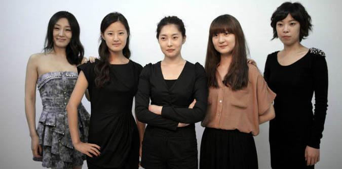韩国摄影师记录5位模特整容蜕变全程