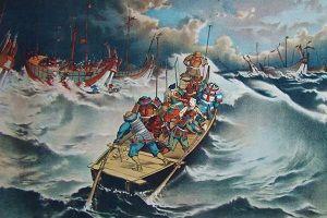 忽必烈东征日本始末:诸将失和致军心瓦解