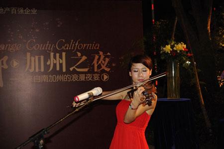 12岁小提琴天才演奏《流浪者之歌》,大师气质!图片