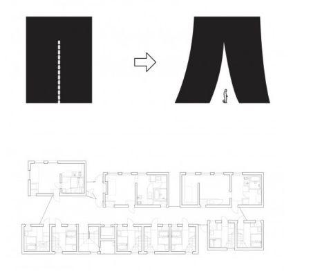 从未见过的日本单身公寓