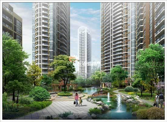 武汉龙泉社区规划图